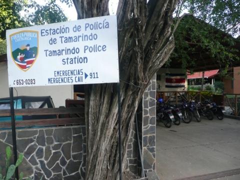 Tamarindo Police Station