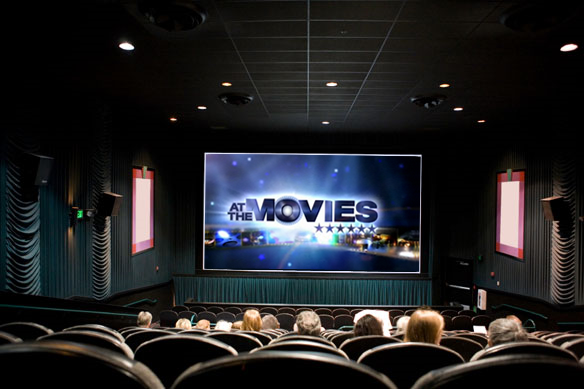Preferred movie watching location: theater vs. home in the U.S. 2013